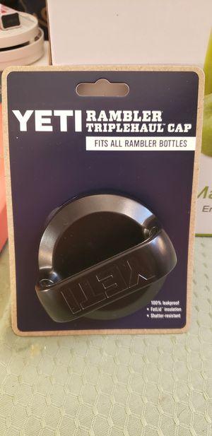 Yeti Rambler cap for Sale in Derby, CT