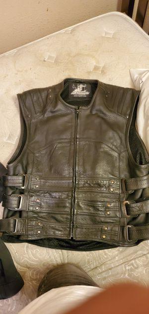Speed strength motorcycle vest for Sale in Norwalk, CA