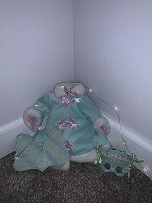 American Girl Doll-Princess Jacket for Sale in Seattle, WA