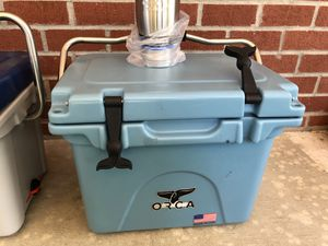 New Orca Ice Retention Coolers 20 qt/ w Chaser for Sale in Fort Washington, MD