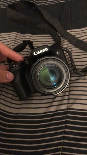 Canon camera for Sale in Aurora, CO