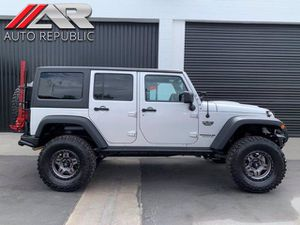2012 Jeep Wrangler Unlimited for Sale in Orange, CA