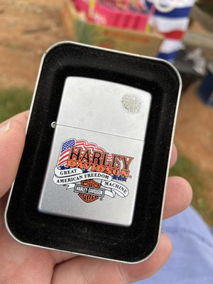 Harley Davidson Zippo for Sale in Asheboro, NC