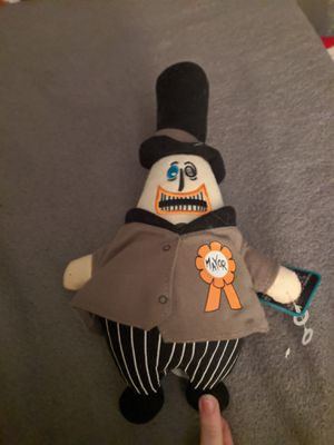 Nightmare Before Christmas Major plush for Sale in NEW PRT RCHY, FL