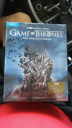 Game of Thrones Complete series on bluray for Sale in Pearl City, HI