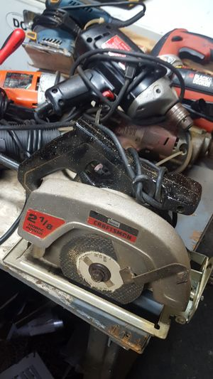 Assorted power tools for Sale in Beltsville, MD