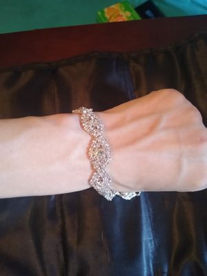 Sterling silver bracelet for Sale in WILOUGHBY HLS, OH