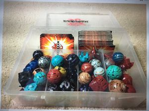 Bakugan Collectible Transforming Action Figures/Cards - LOT for Sale in Johns Creek, GA