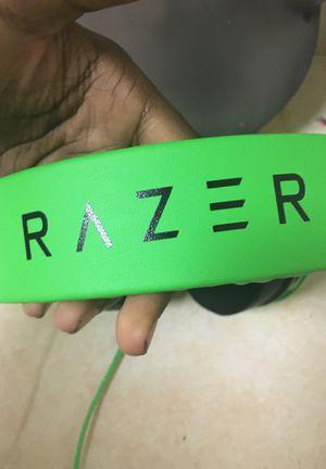 Razed kraken gaming headphones for Sale in Capitol Heights, MD