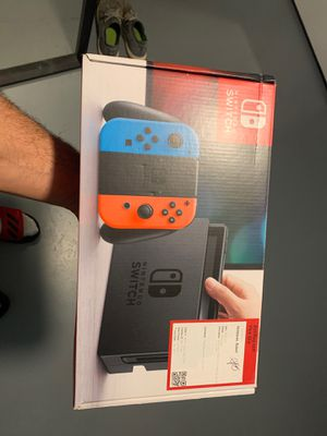 Nintendo switch for Sale in Silver Spring, MD