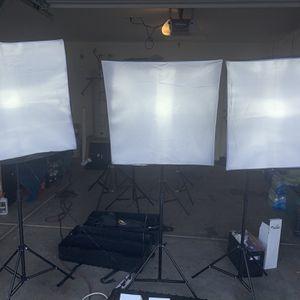 Limo Studio Photography Lighting for Sale in Glendale, AZ