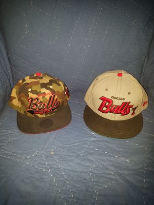 Chicago Bulls Hats for Sale in Damascus, MD