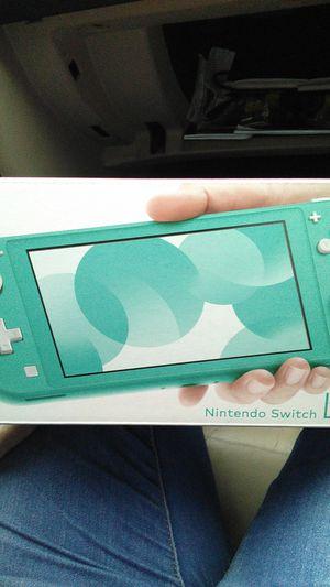Nintendo Switch Lite, Pokemon Shield + case for Sale in Tukwila, WA