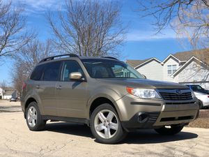 2009 Subaru Forester X Limited AWD Dealership Maintained for Sale in Naperville, IL