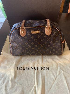 XLNT Louis Vuitton Monty GM Handbag for Sale in Anaheim, CA