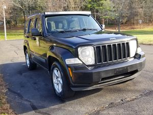 2009 JEEP LIBERTY 4X4 for Sale in Meriden, CT