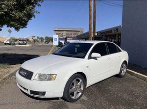 2004 Audi A4 1.8 turbo 5sp for Sale in Phoenix, AZ