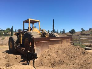 Caterpillar 834 Rubber Tire Dozer for Sale in Valley Center, CA