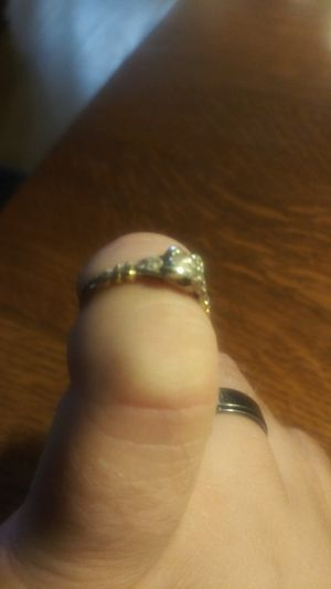 14k gold diamond ring for Sale in Cleveland, OH