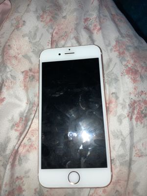 iPhone 6s Unlocked rose gold for Sale in Miami, FL