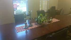 Conference room table for Sale in Scottsdale, AZ