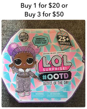 LOL surprise ootd for Sale in San Jose, CA