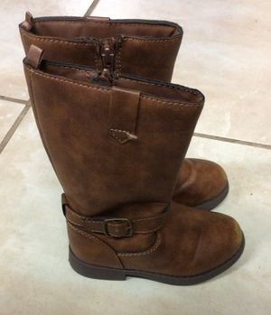 Girl's Oshkosh boots size 8 for Sale in Lawrenceville, GA