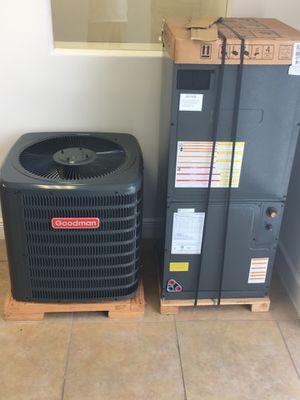 Ac sales ventas de aire acondicionado 3 ton air conditioner for Sale in Orlando, FL
