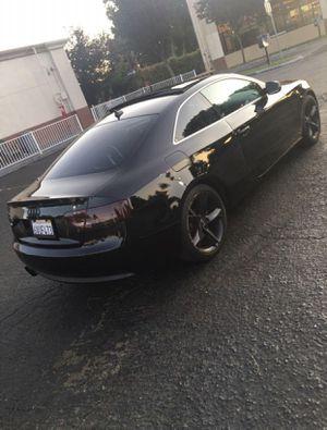 2010 Audi A5 2.0tt Quattro premium plus for Sale in Merced, CA