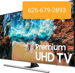 """New Samsung 75"""" 82"""" NU8000 Just_In 😲 4K hdtv Smart led __$25 down NO_credit_needed_F_R_E_E local_delivery oled qled lg hisense Sharp for Sale in Whittier, CA"""