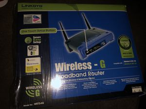 Wireless Router for Sale in Ashburn, VA