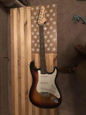 Austin electric guitar for Sale in Gainesville, VA