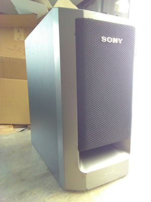 SONY Subwoofer SA-W17 Active for Sale in Brooklyn, NY