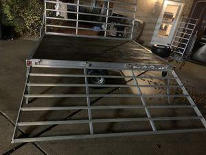2 atv trailer for Sale in Bensenville, IL