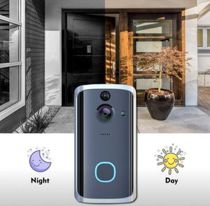 1080P HD WiFi Smart Doorbell Camera Intercom Wireless Video Home Surveillance Security Night Vision for Sale in Toledo, OH