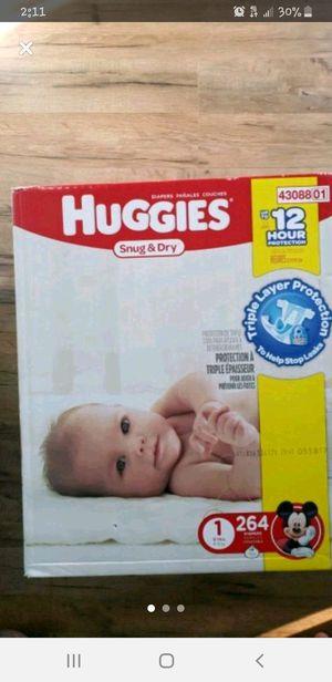 Huggies Diapers for Sale in Stuart, FL