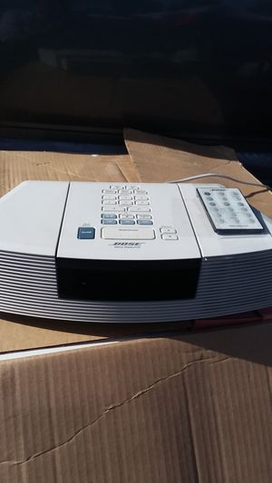 Bose wave radio with cd for Sale in San Jose, CA