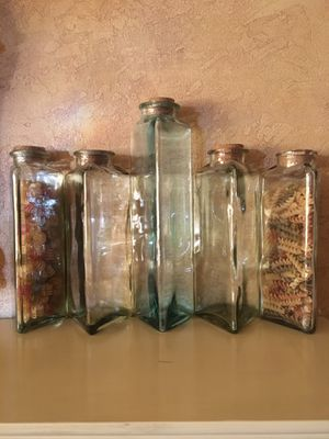 Decorative Kitchen glass storage containers for Sale in Fremont, CA