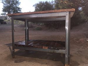 Utility Bench-Heavy Duty for Sale in Jamul, CA
