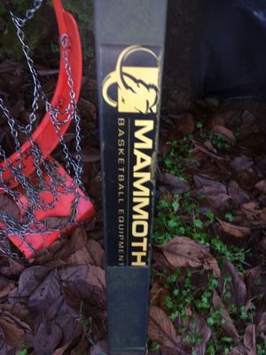 Mammoth Basketball Hoop for Sale in Vancouver, WA