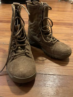 Nike military boots for Sale in Jacksonville, FL