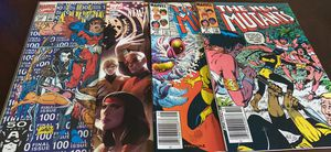 New Mutants Comic Book Lot for Sale in Columbia, SC