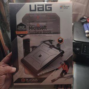 Urban armor gear Microsoft surface book for Sale in Glendale, AZ