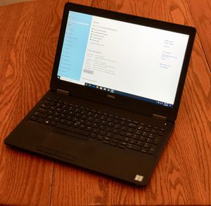 "Dell Business Laptop Latitude E5570 15"" for Sale in Marvin, NC"