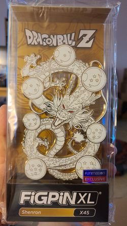 Dragonball Z FigPin XL Funimation Exclusive for Sale in Apple Valley,  CA