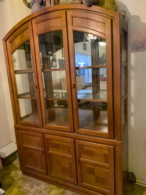 China Hutch for Sale in Fort Worth, TX