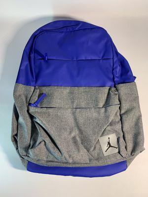 New Jordan Backpack Blue for Sale in Los Angeles, CA