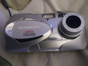 Olympus Camedia digital camera D / 580 Zoom for Sale in Dearborn Heights, MI