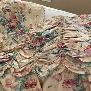 Ralph Lauren Full Bedroom Comforter Shams, Drapes, for Sale in Baltimore, MD