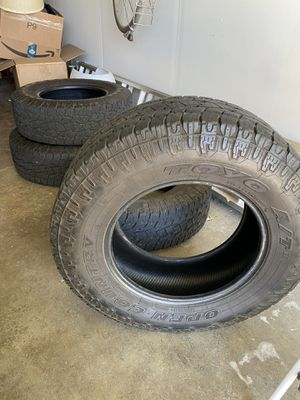 Set of tires for Sale in Lompoc, CA